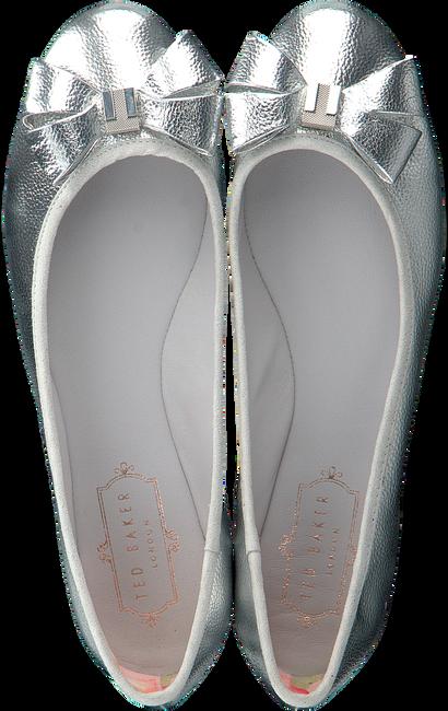 Zilveren TED BAKER Ballerina's IMMET  - large