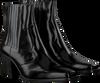 Zwarte TORAL Enkellaarsjes 10928 - small