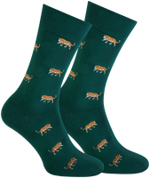 Groene MARCMARCS Sokken RED DALLAS  - medium
