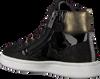 Zwarte VINGINO Hoge sneaker TESSA  - small