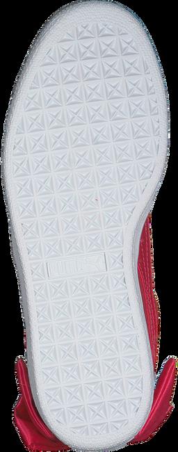 roze PUMA Sneakers SUEDE BOW JR  - large