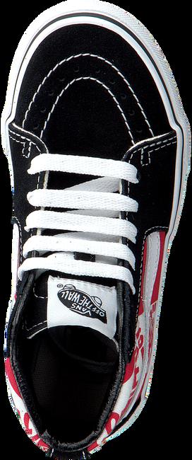 Zwarte VANS Sneakers UY SK8-HI  - large