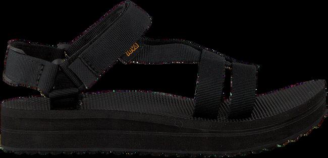 Zwarte TEVA Sandalen W MIDFORM ARIVACA