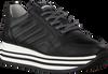 Zwarte VIA VAI Lage sneakers MILA BOW - small