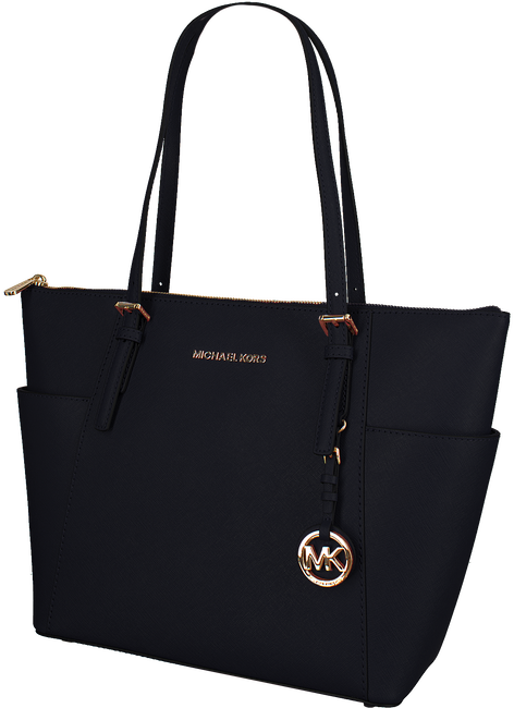 Blauwe MICHAEL KORS Shopper EW TZ TOTE - large