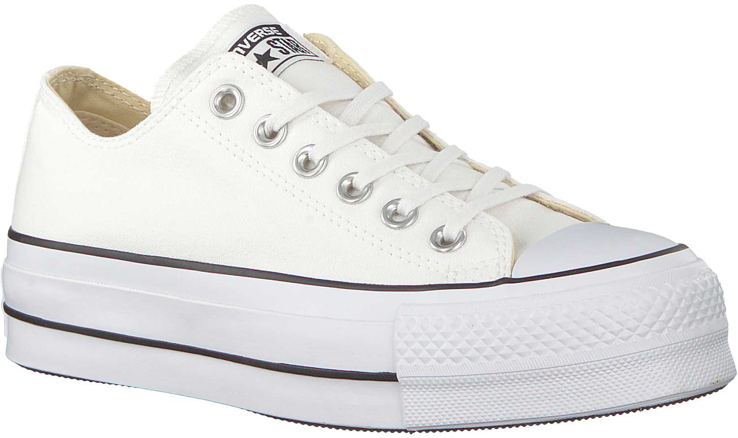 fe23e3be209 Witte CONVERSE Sneakers CHUCK TAYLOR ALL STAR LIFT. CONVERSE. Previous