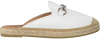 Witte KANNA Espadrilles KV7009 - small
