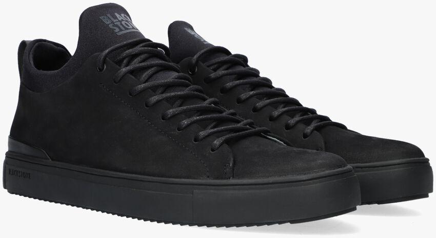 Zwarte BLACKSTONE Lage sneakers SG18  - larger