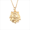 Gouden ATLITW STUDIO Ketting SOUVENIR NECKLACE LION - small