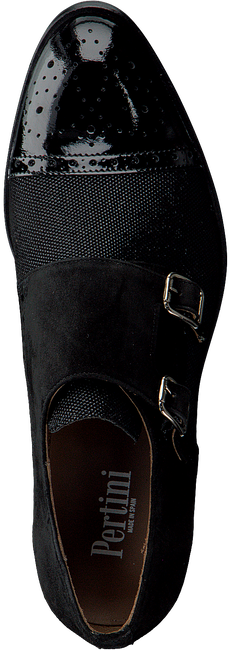 Zwarte PERTINI Instappers 172W1004C25 - large