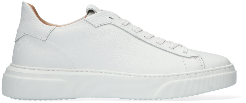 Witte GIORGIO Lage sneakers 980116  - larger