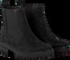 Zwarte TIMBERLAND Chelsea boots COURMAYEUR VALLEY CH  - small