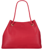 Rode VALENTINO HANDBAGS Shopper VBS0ID02 - small