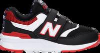 Zwarte NEW BALANCE Lage sneakers PZ997  - medium