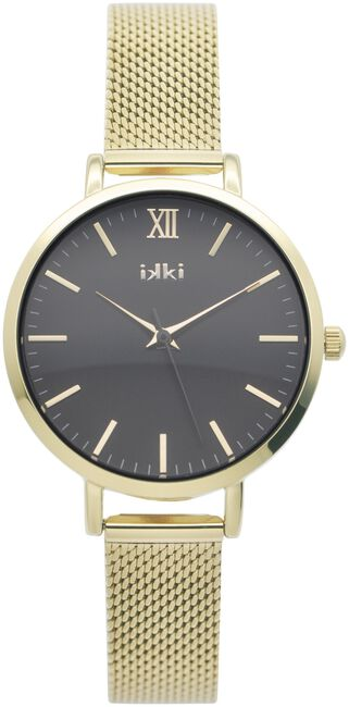 Gouden IKKI Horloge FARAH - large