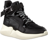 Zwarte RED-RAG Sneakers 71136  - small