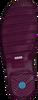 Paarse HUNTER Regenlaarzen ORIGINAL CHELSEA GLOSS - small