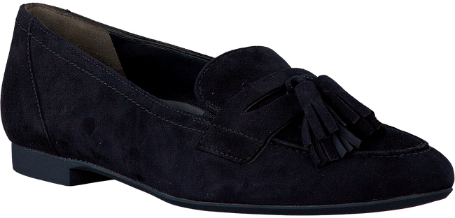 Blauwe PAUL GREEN Loafers 2272  - large