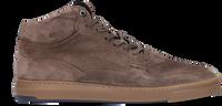 Beige FLORIS VAN BOMMEL Hoge sneaker 20325  - medium