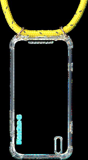 Gele KASCHA-C Telefoonkoord PHONECORD IPHONE XR  - large
