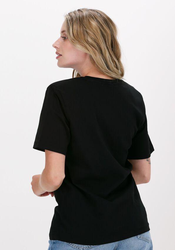 Zwarte GESTUZ T-shirt JORY GZ TEE - larger