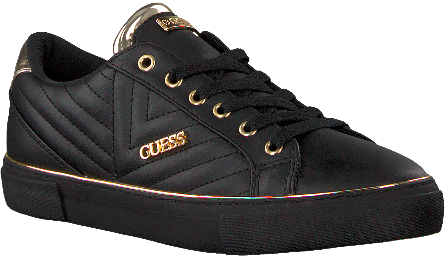 1ee276c0206 Zwarte GUESS Sneakers GROOVIE. GUESS. Previous