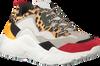 Zwarte STEVE MADDEN Sneakers ANTOINIA  - small