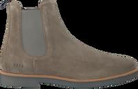 Taupe NUBIKK Chelsea boots LOGAN CHELSEA  - medium