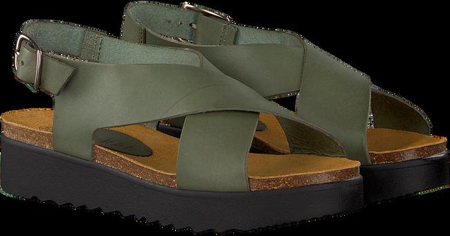 Groene RED RAG Sandalen 78052 - large