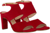 Rode UNISA Sandalen SABRA  - small