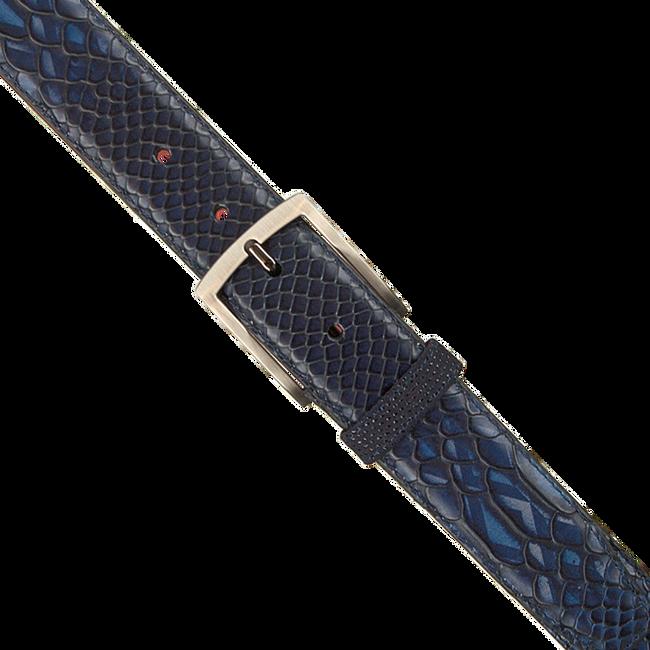 Blauwe FLORIS VAN BOMMEL Riem 75188  - large