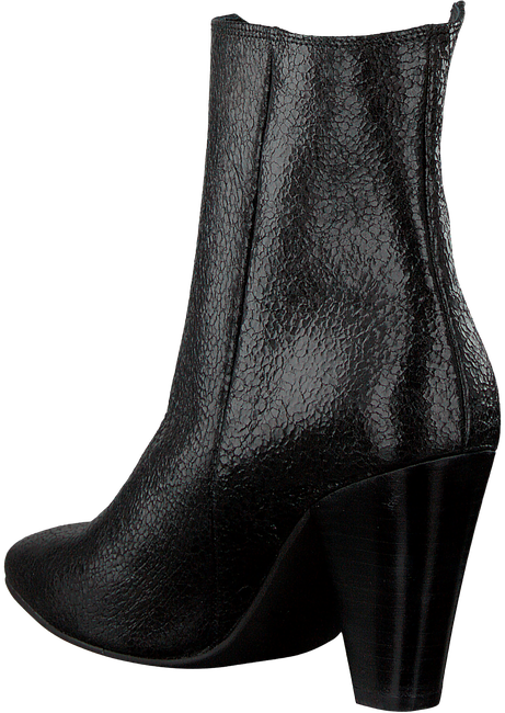 Zwarte TORAL Enkellaarsjes 10922 - large
