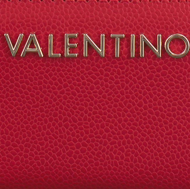 Rode VALENTINO HANDBAGS Portemonnee DIVINA COIN PURSE - large