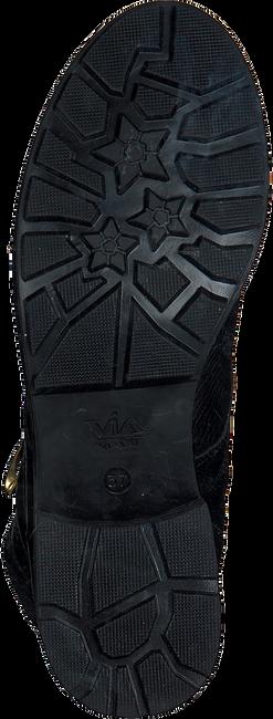 Zwarte VIA VAI Veterboots STINE MARCH - large