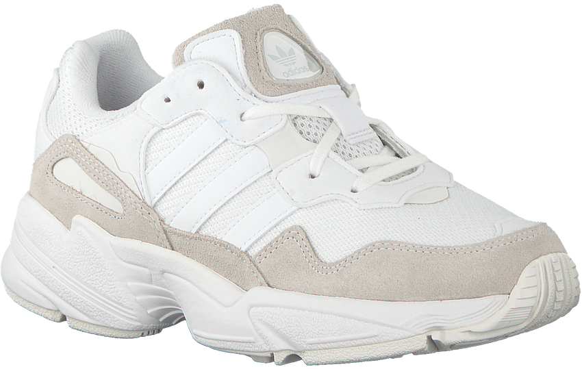 Witte ADIDAS Sneakers YUNG-96 J  - larger