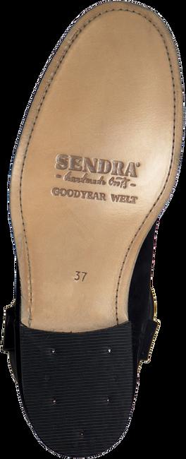 Zwarte SENDRA Cowboylaarzen 13012  - large