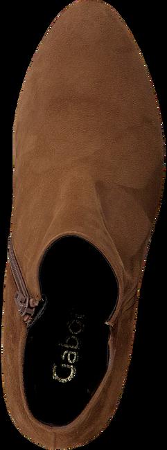 Cognac GABOR Enkellaarsjes 860  - large