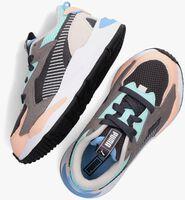 Grijze PUMA Lage sneakers RS-Z PS  - medium