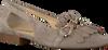 Beige PAUL GREEN Ballerina's 3587  - small