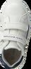 Witte TOMMY HILFIGER Lage sneakers LOW CUT VELCRO SNEAKER  - small