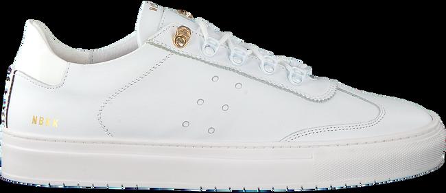 Witte NUBIKK Sneakers JHAY SURYA  - large