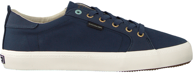 Blauwe SCOTCH & SODA Sneakers ABRA  - large