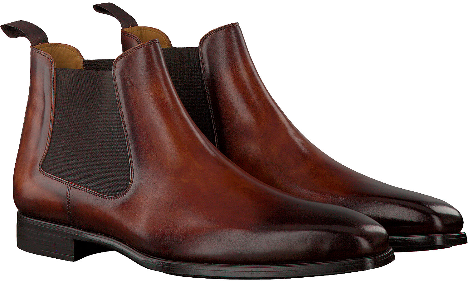 sells official store special for shoe Cognac MAGNANNI Chelsea boots 20109 - Omoda.nl