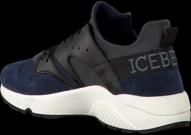 Baskets Iceberg Bleu Fiu913 LR2xX