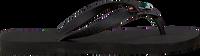 Zwarte UZURII Slippers DISCO ORIGINAL - medium
