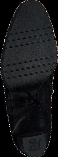 Zwarte PAUL GREEN Enkellaarsjes 9301 - large