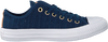 Blauwe CONVERSE Sneakers CTAS OX NAVY/TAN/WHITE - small