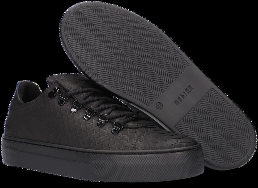 Zwarte NUBIKK Sneakers JAGGER CLASSIC - larger
