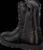 Zwarte SHOESME Enkellaarsjes SI9W079  - small
