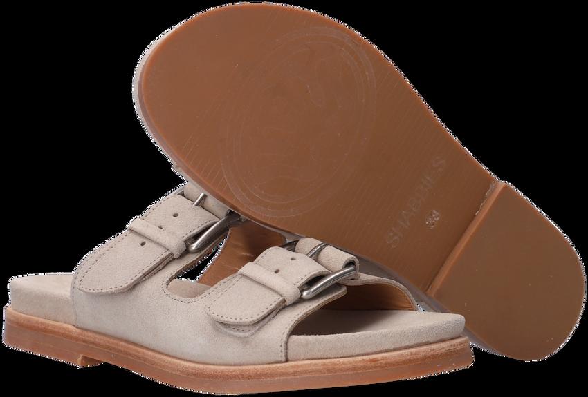 Grijze SHABBIES Slippers 170020193  - larger